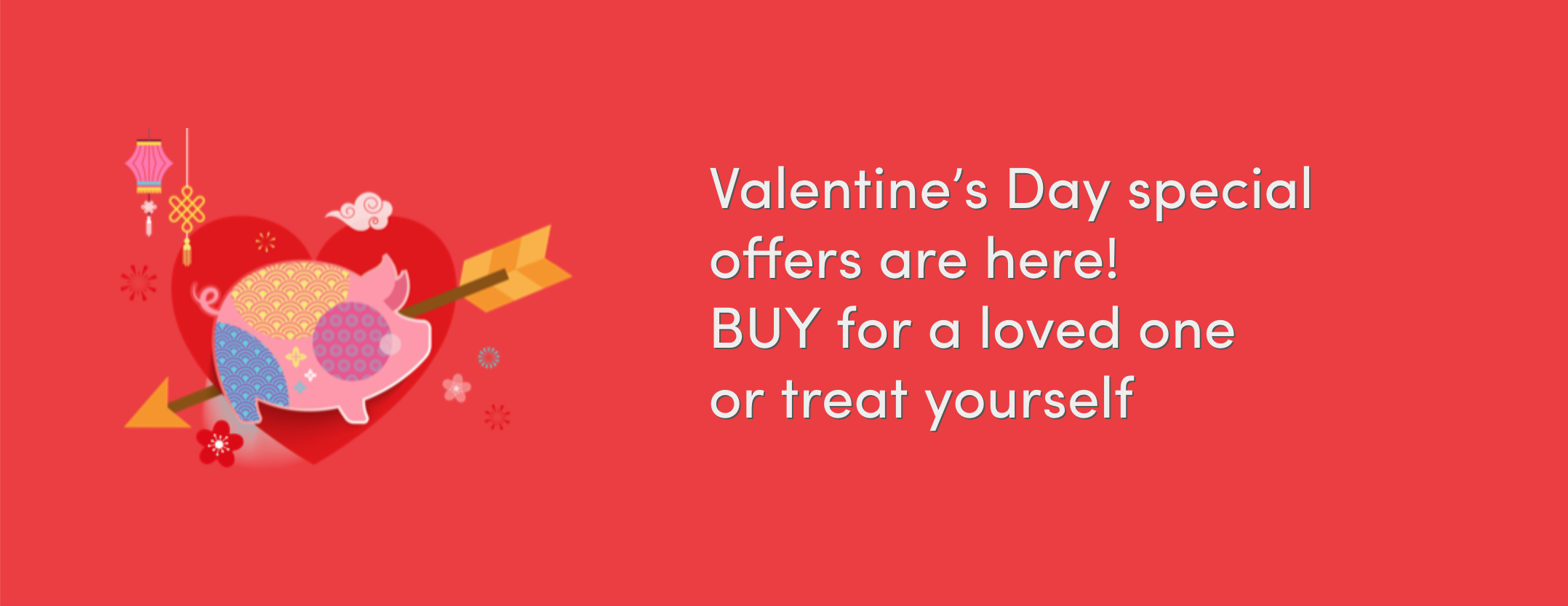Make Valentine's Day easy this year with one of these great offers