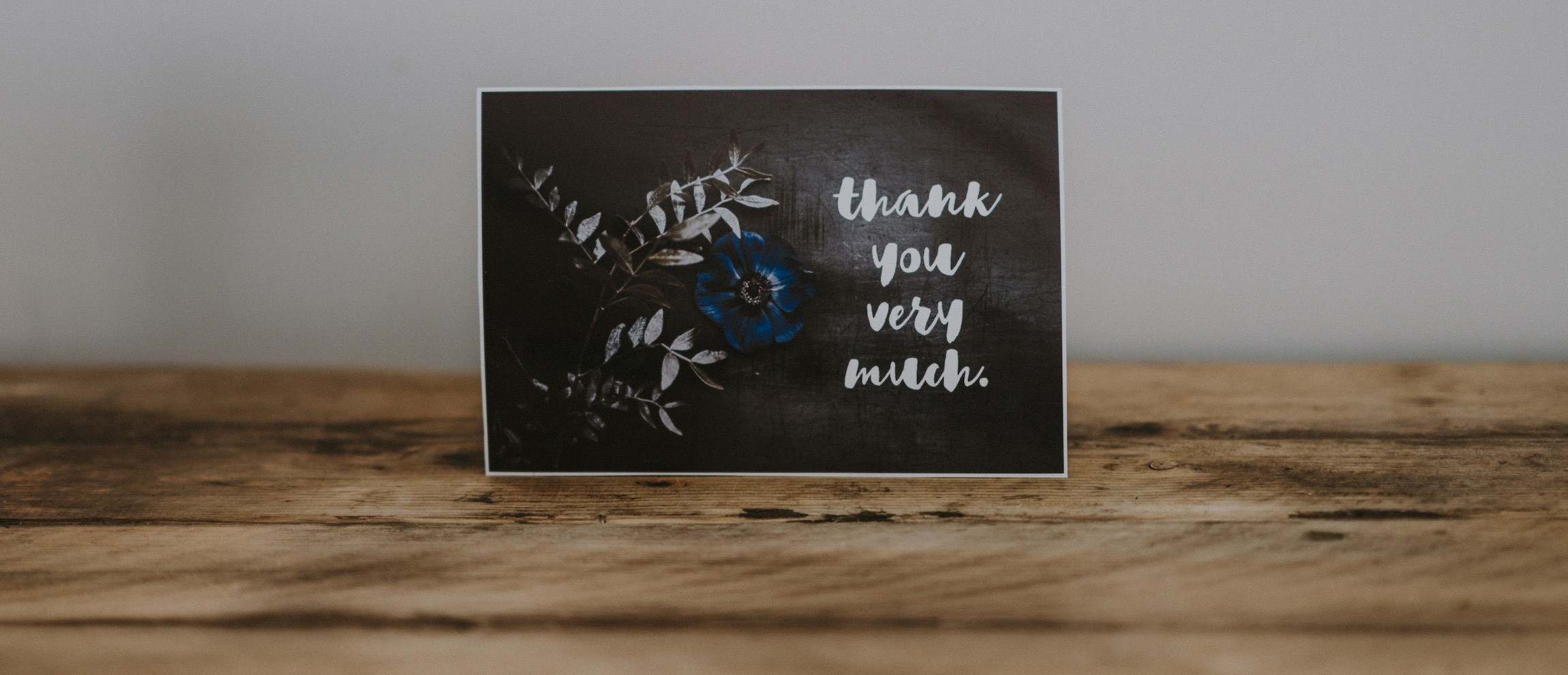 Employee Rewards - a little thanks can go a long way