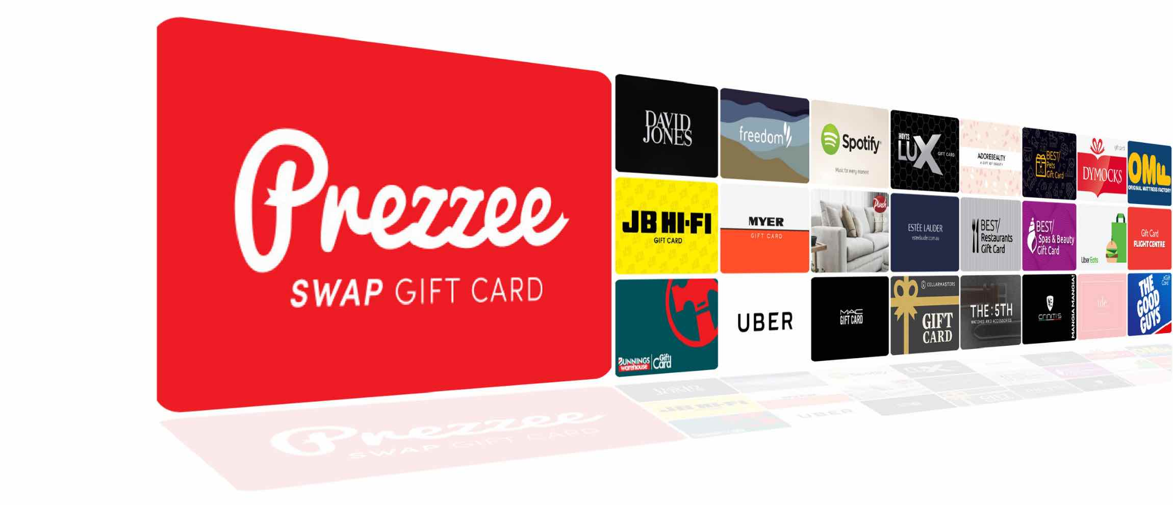 Gift Vouchers Online From Over 80 Retailers