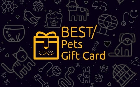 Best Pets gift card