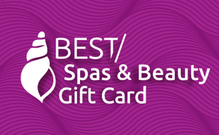 Best Spas & Beauty gift card