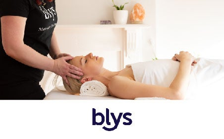 Blys In-Home Massage gift card