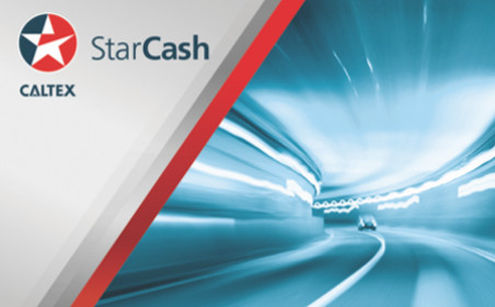 Caltex StarCash Digital gift card