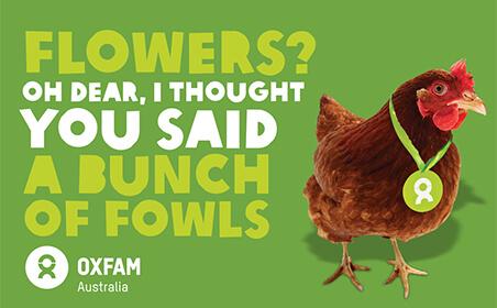 Oxfam (Chicken)