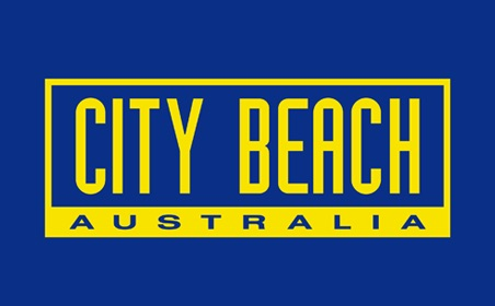 City Beach gift card