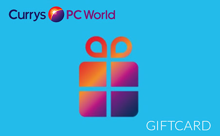 Currys PC WorldWorld (UK) gift card