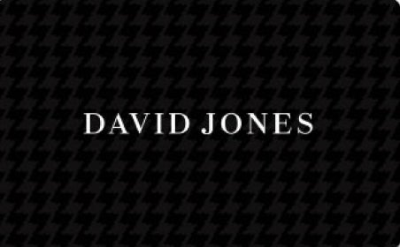 David Jones (NZ) gift card