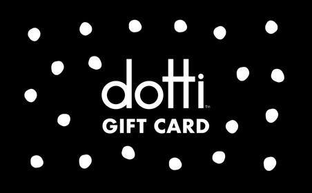 Dotti gift card