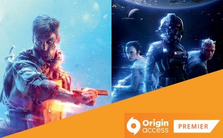 EA Origin Access Premier gift card