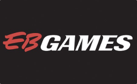EB Games gift card