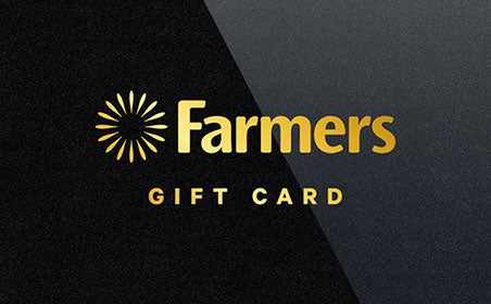 Farmers (NZ) gift card