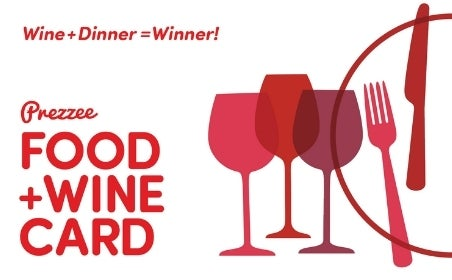 Food & Wine Gift Cards gift card