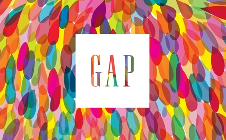 GAP (USA) gift card