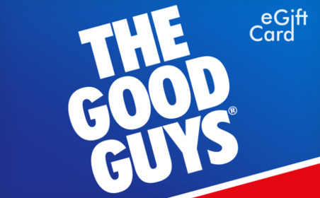 The Good Guys gift card