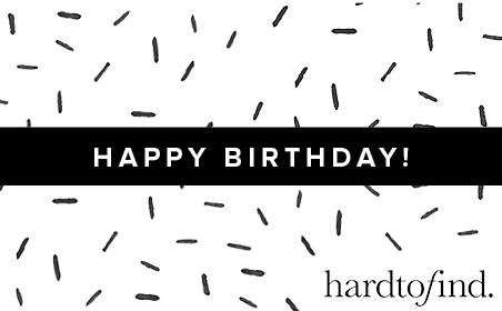 Hardtofind (Birthday)