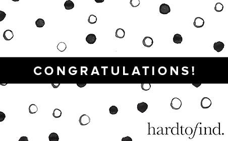 Hardtofind (Congratulations)