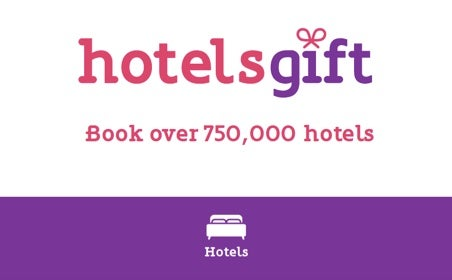 HotelsGift (NZ) gift card
