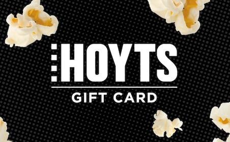 HOYTS gift card