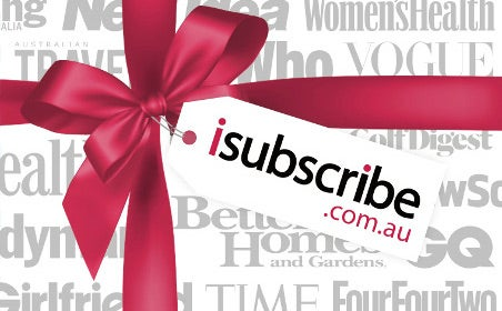 isubscribe gift card