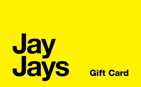 Jay Jays gift card