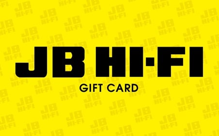 JB Hi-Fi eGift Cards gift card