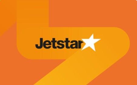 Jetstar gift card