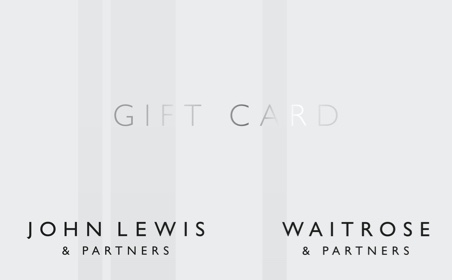 John Lewis (UK) gift card