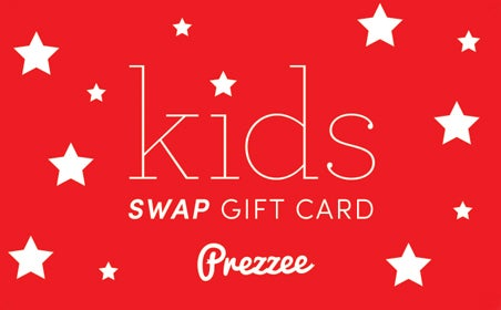 Kids Prezzee Card (star)