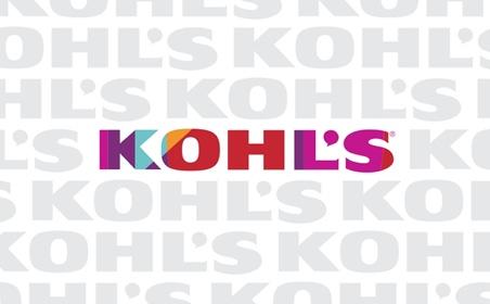 Kohl's (USA) gift card