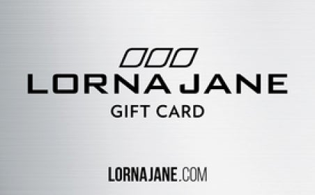 Lorna Jane gift card