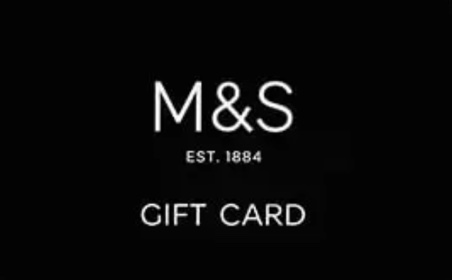 Marks and Spencer (UK) gift card