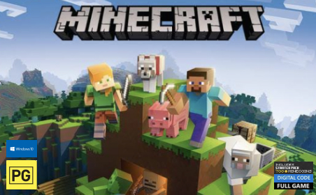 Minecraft Win10 Starter Collection