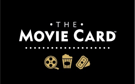 The Movie Card gift card