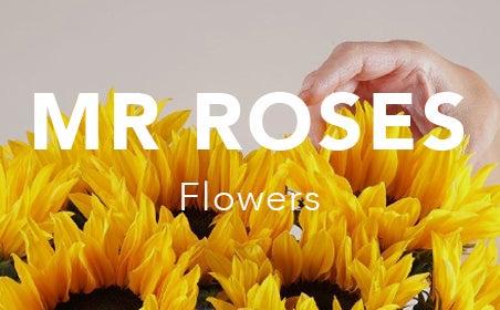 Mr Roses gift card