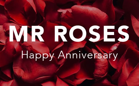 Mr Roses Happy Anniversary