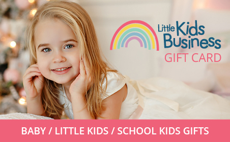 Little Kids Business gift card