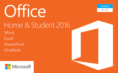 Office 2016 Home and Student for PC