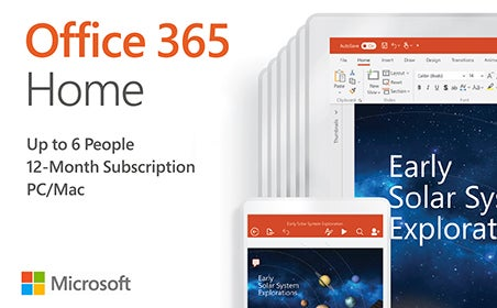 Office 365 Home Premium gift card