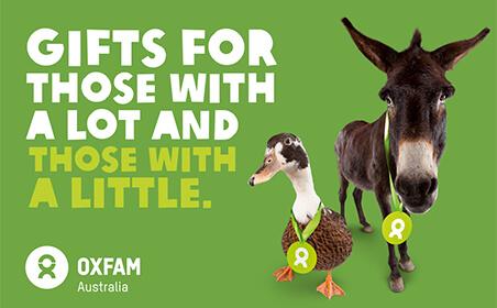 Oxfam (duck)