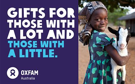 Oxfam (girl)