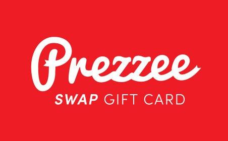 Prezzee Card (white)