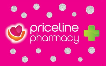 Priceline Pharmacy gift card