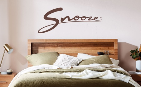 Snooze gift card