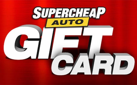 Supercheap Auto (NZ) gift card