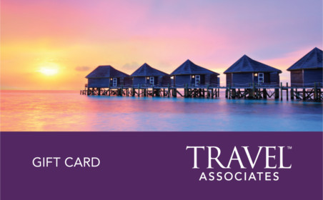 Travel Associates gift card