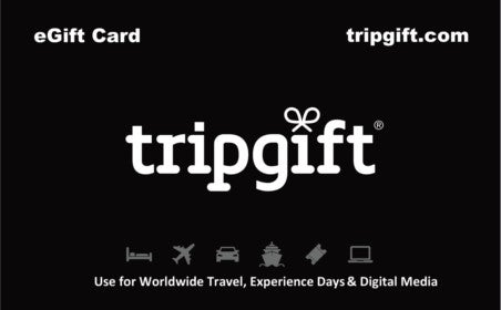 TripGift (Black and White)