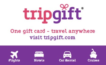 TripGift (NZ) gift card