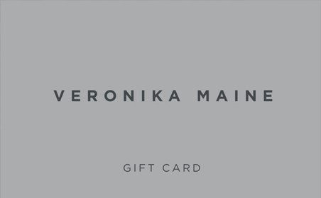 Veronika Maine gift card