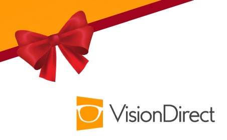 Vision Direct (AU) gift card