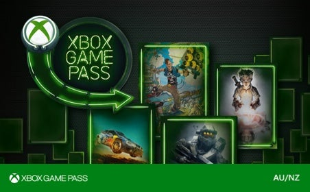 Xbox Game Pass (AU)